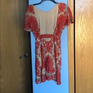 For Love And Lemons Dresses - For Love & Lemons San Marcos Mini Lace Dress